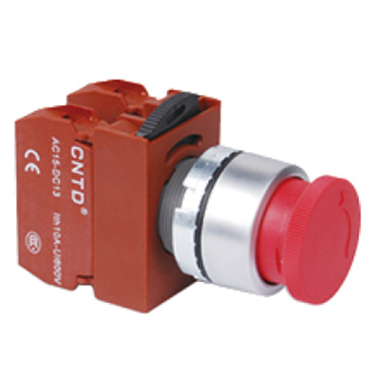 تصویر شستی قارچی قفل شو قطر 30 سری کوچکC2PNR3